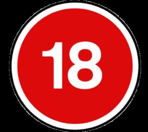 BBFC Rating: (18)